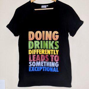 Absolut Vodka promo shirt